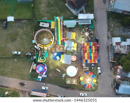 Circus Park Diversion Argentina Plays   #1446325031