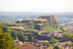 Citadel of Belfort, Belfort, France.