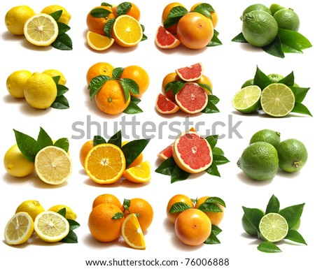 Citrus for all tastes