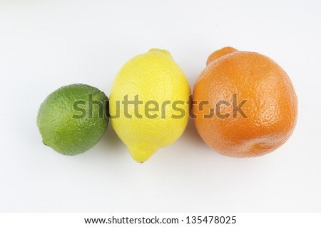 Citrus Fruits Whole