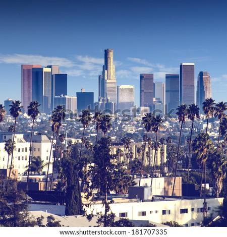 City of Los Angeles, California, USA