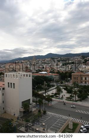 City of Messina, Italy