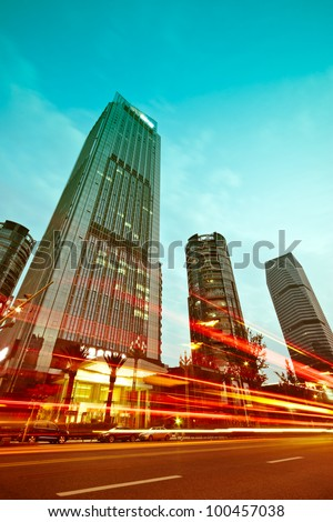 City of modern architecture