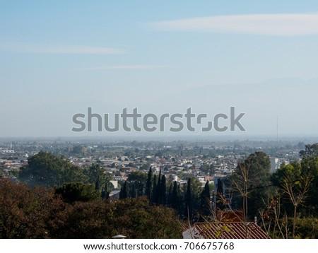 City of salta, argentina Stock fotó ©