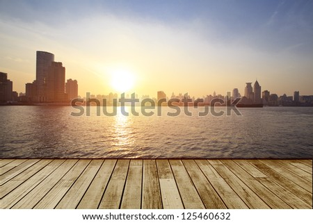 City of Shanghai, China #125460632