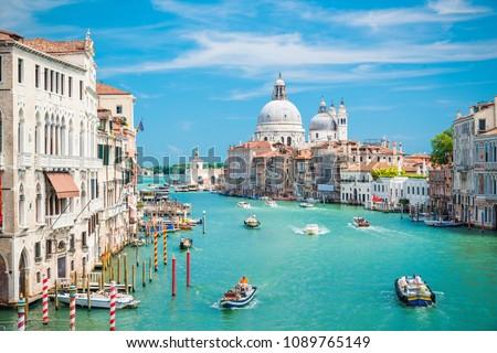City of Venice, Italy #1089765149