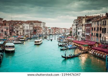 City of Venice, Italy #1194476347