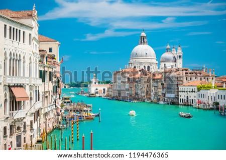 City of Venice, Italy #1194476365