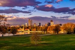 City Park in Denver, Colorado