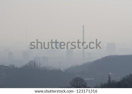 City pollution