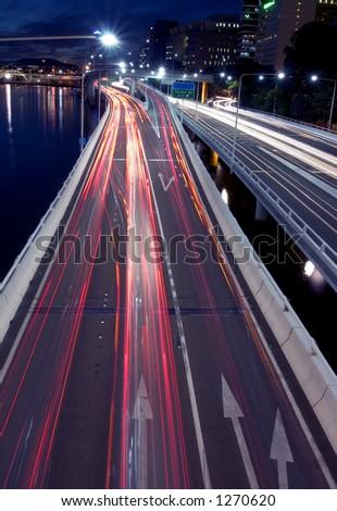 City Road - Brisbane, Australia