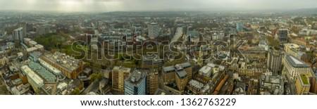 City scaoe shots of Bristol taken in April 2019 #1362763229