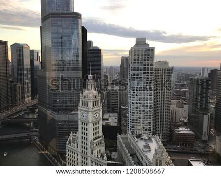 City, skyline, architecture #1208508667