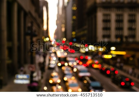 city street background