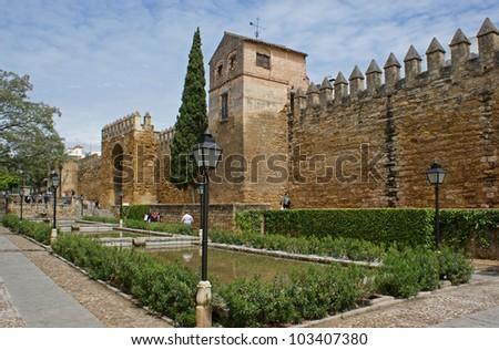 City wall of Cordoba / Andalucia