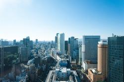 Cityscape Japan Osaka