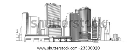 cityscape - new york city skyline