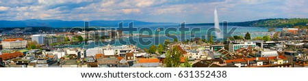Cityscape/panorama  #631352438