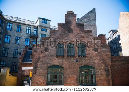 cityscape with buildings during daytime in Copenhagen, Denmark #1112692379