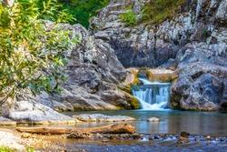 Ciucas Waterfall, Apuseni Mountains, Cluj County, Romania