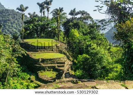 Shutterstock Ciudad Perdida (The Lost City)