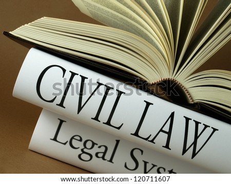 Civil law (book titles)