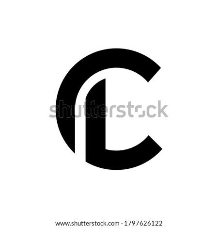 cl logo design for company Photo stock ©