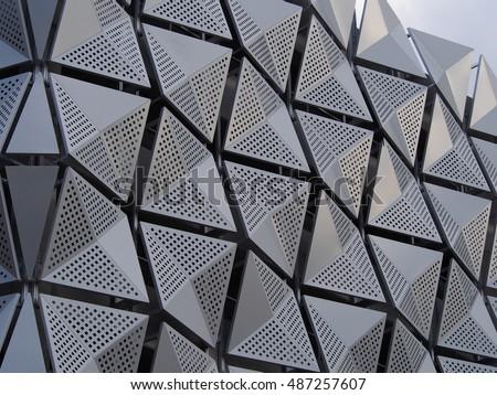 clad building #487257607