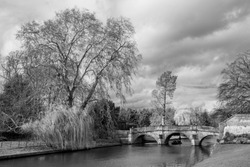 Clare College Bridge, Cambridge
