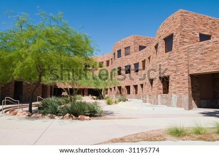 Clark County government buildings, Las Vegas, Nevada