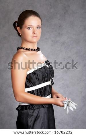 Class act high society woman