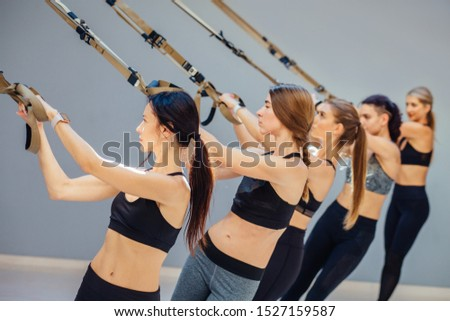 Classes Suspension Training are suitable for people with any level of physical fitness and effectively contribute to the development of strength, endurance, flexibility and balance.
