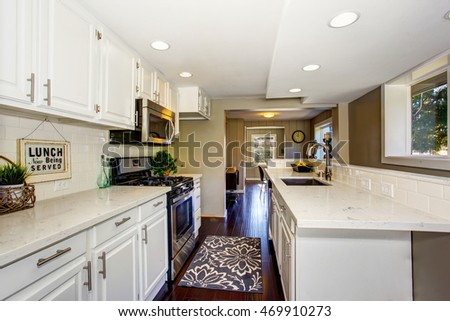 classic american kitchen room interior with white cabinets and,American Kitchen Usa,Kitchen cabinets