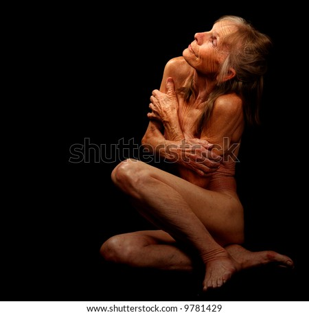 stock photo classic beautiful nude portrait of year old woman celebrating her body 9781429 net tv plus nettv symbian