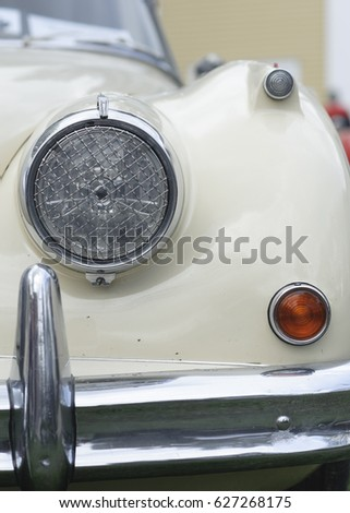 Classic British Sports Car  #627268175