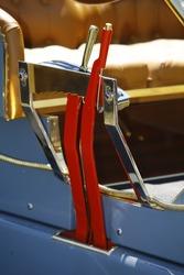 classic car handbrake