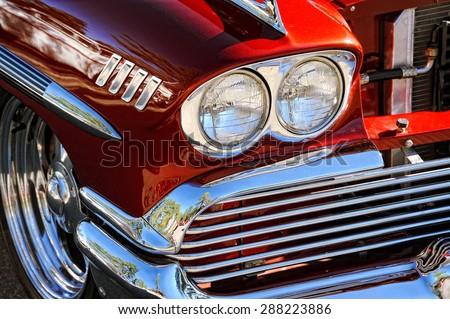 classic car hot rod
