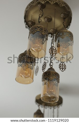 Classic Crystal Chandelier #1119129020