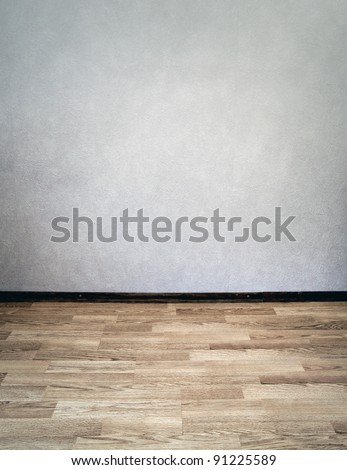 Classic empty interior - stock photo