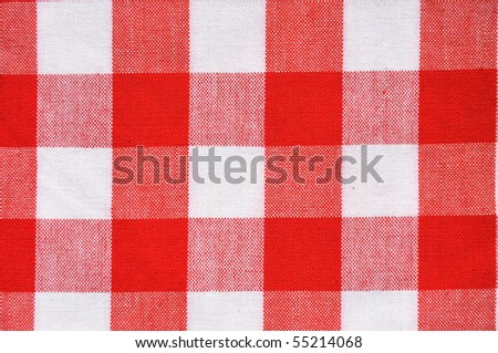 Classic picnic table texture / pattern