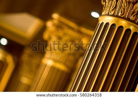classic royal column