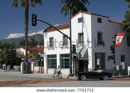 Classic Santa Barbara