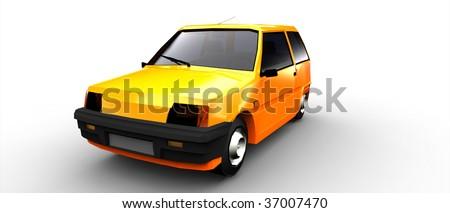 Classic small city car