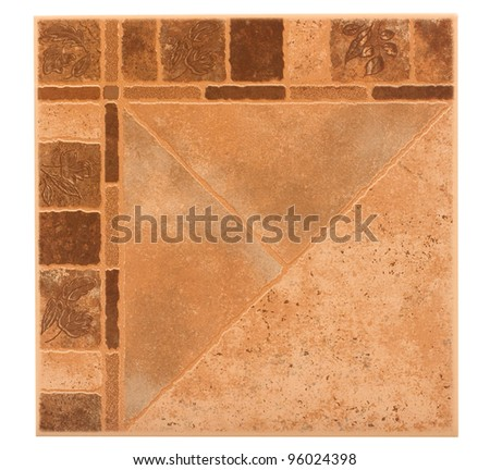 Classic wall tile or floor tile for decorate your place