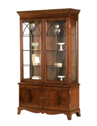 Classic wooden cabinet