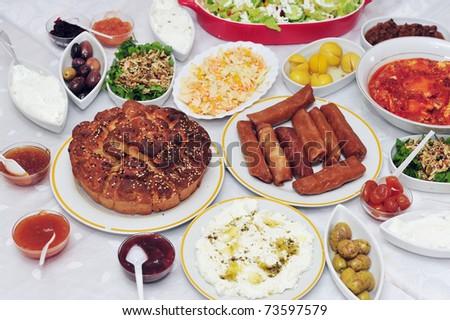 Classic Yemeni cuisine, Jewish breakfast during Shabbat.