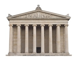 Classical Greek Architecture in the Italian style