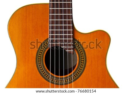 Classical Guitar/Isolated