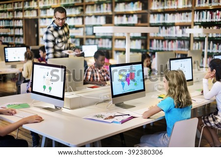 Classroom Classmate Insight Education Digital Concept