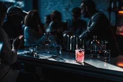 classy cocktail bar